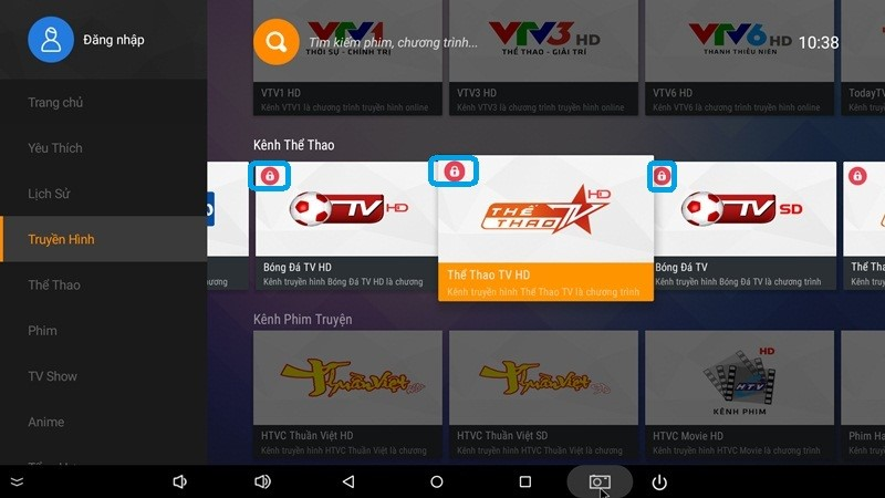 FPT Play Android Box